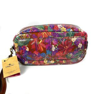 NEW Patricia Nash Summer Florals Remini Bag